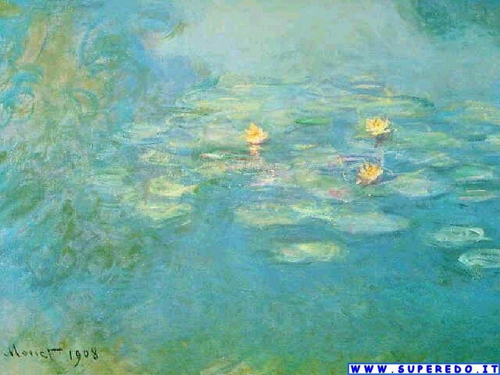76 Monet Desktop Wallpaper On Wallpapersafari Si tratta di una corrente pittorica che fu in grado di cambiare profondamente il panorama.