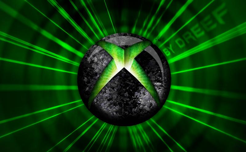 Alternative Xbox 360 logo by Dreefire 800x495