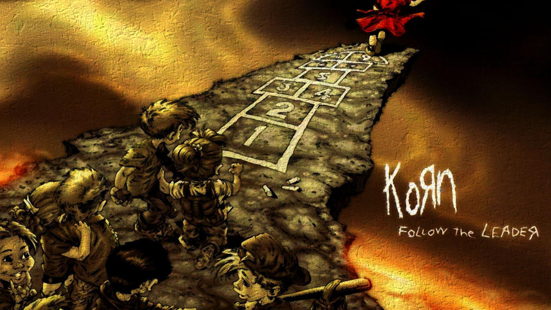 Korn Hd Wallpaper Wallpapersafari