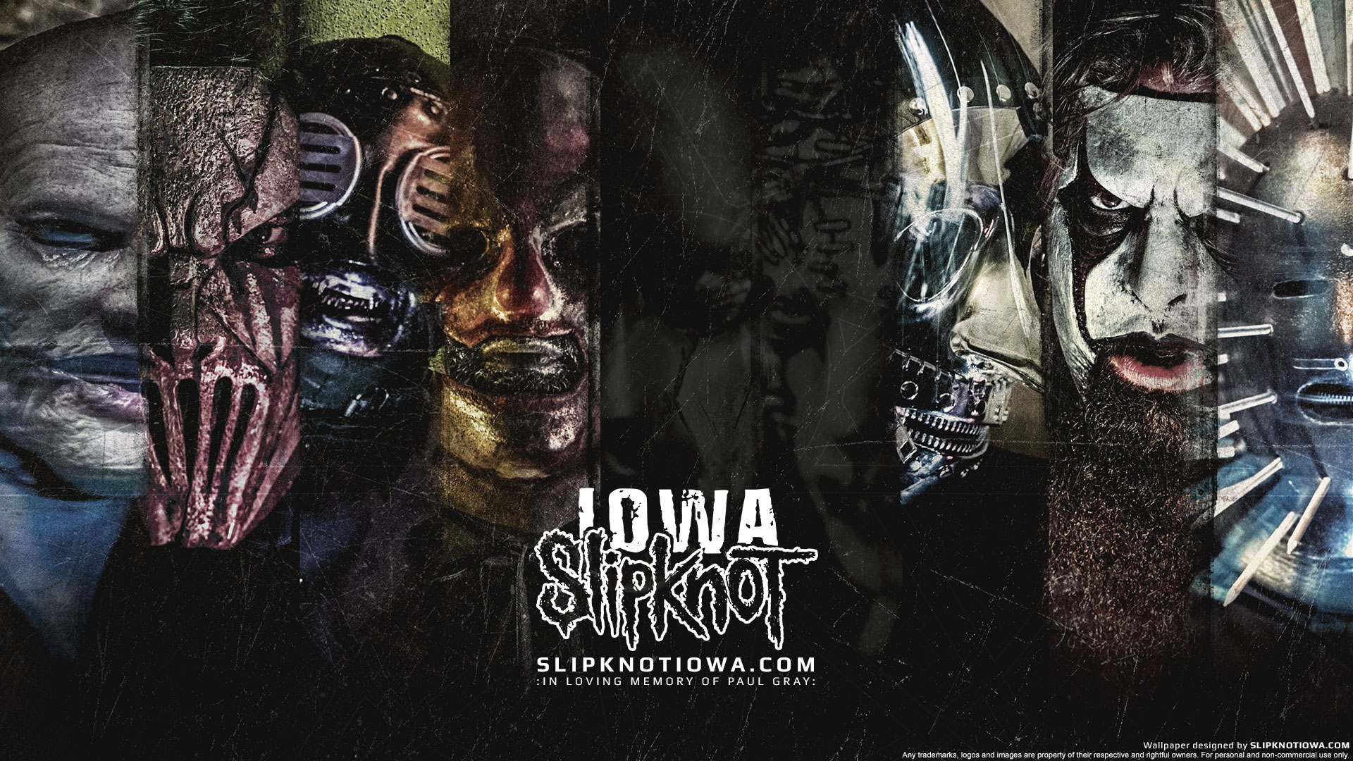 Pics Photos   Home Music Pictures Slipknot Wallpapers 1920x1080