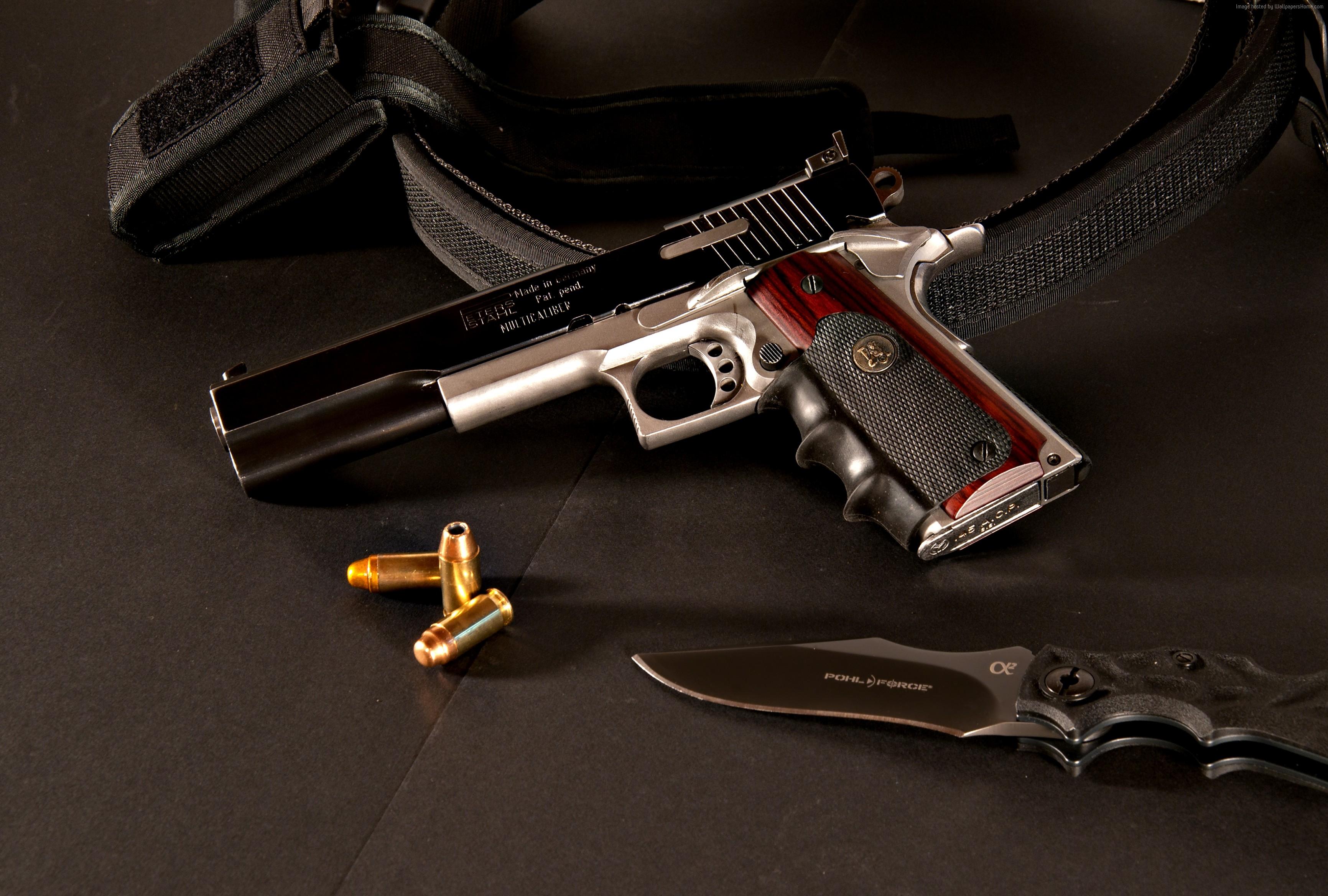 Peters Stahl Wallpaper Military Recent Peters Stahl pistol 3463x2336