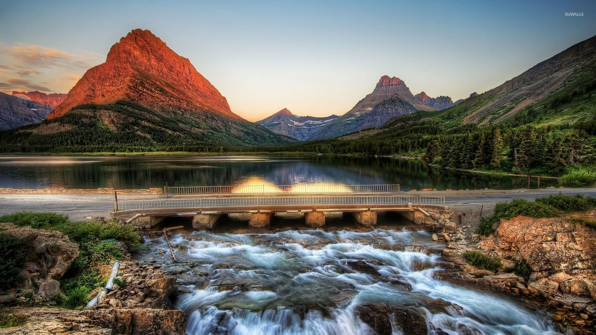 Glacier National Park wallpaper   Nature wallpapers   9827 1920x1080