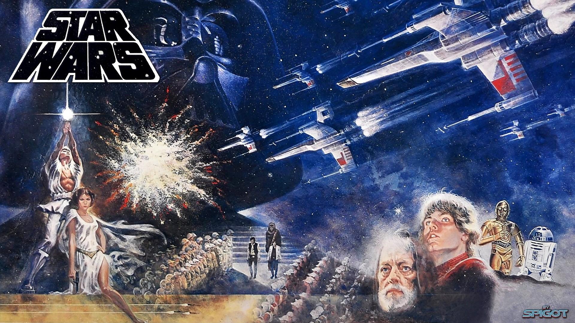 Star Wars George Spigots Blog 1920x1080