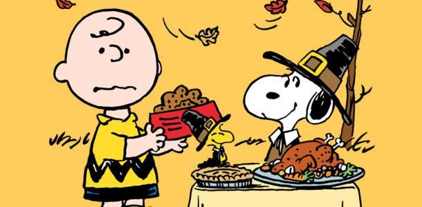 Charlie Brown Thanksgiving Desktop Wallpaper - WallpaperSafari