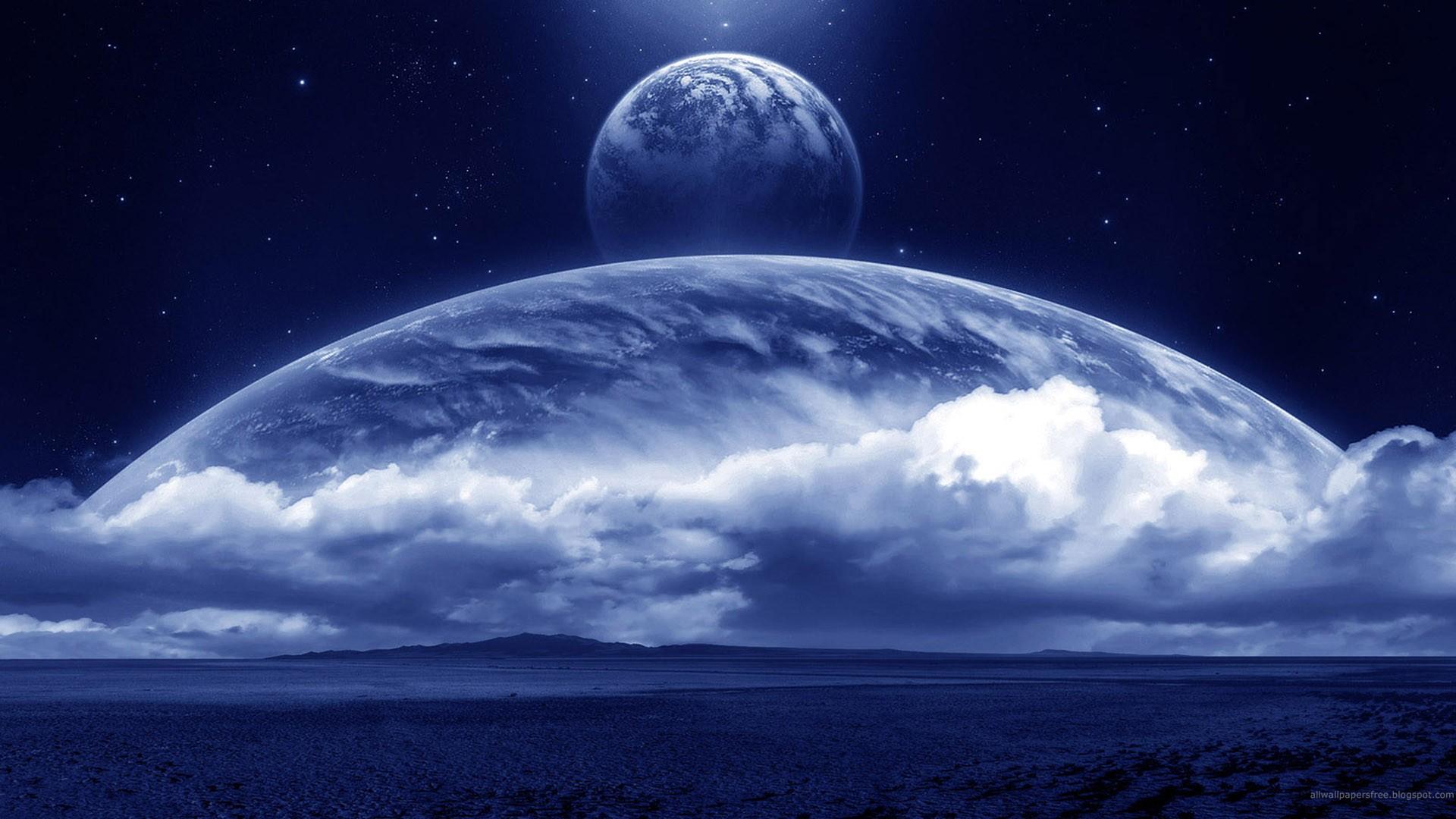Обои Земля планета космос картинки на рабочий стол на тему Космос - скачать  № 3551598 загрузить