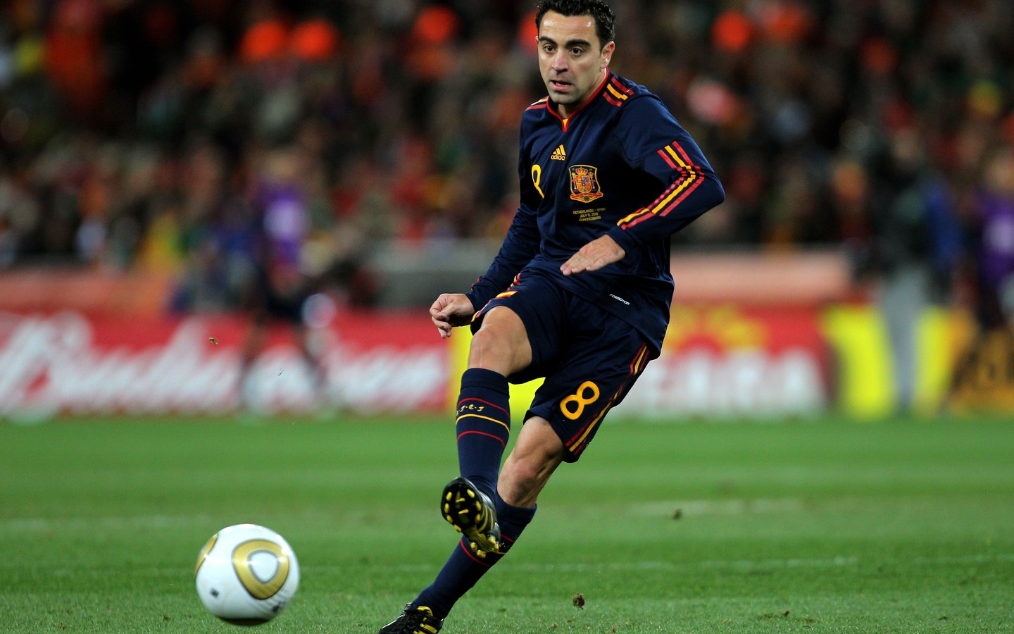 Spain national football team xavi hernandez soccer 1440x900