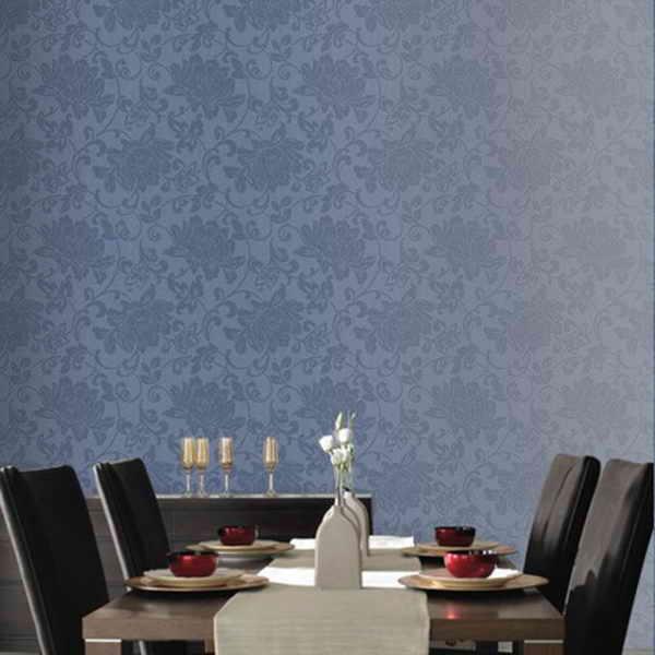 Diy Fabric Wallpaper Cleaning DIY Fabric Wallpaper Creativity Diy 600x600