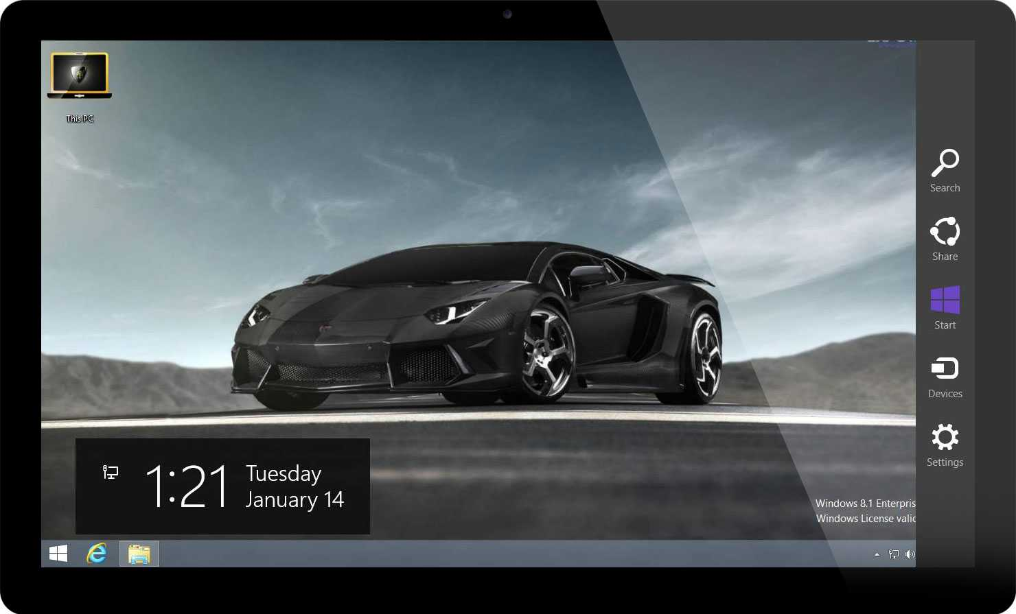 39 Car Wallpapers For Windows 10 On Wallpapersafari