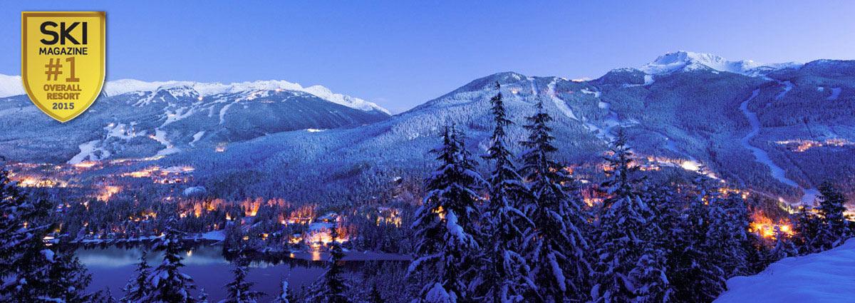 Whistler Blackcomb Best Ski Snowboard Resort Ski Magazine 1200x425
