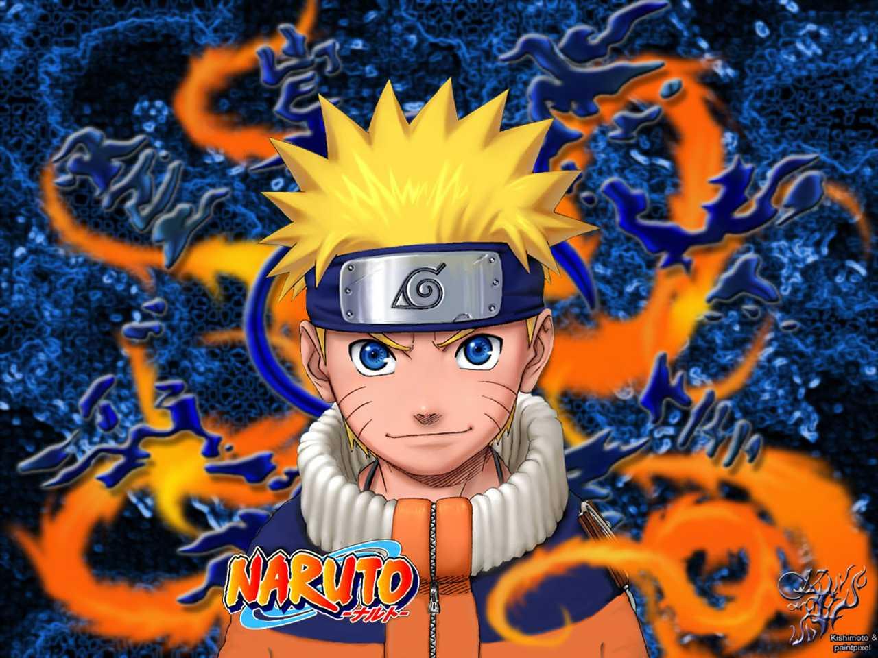 wallpaper Naruto 1280x960