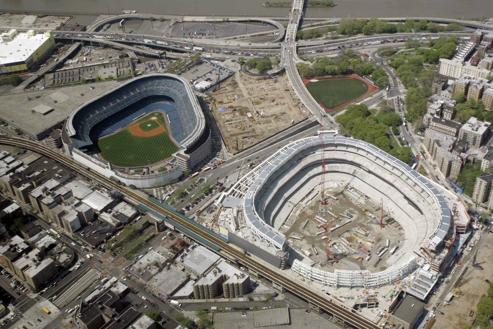 Free Download The New New York Yankees Stadium 1600x1067 For