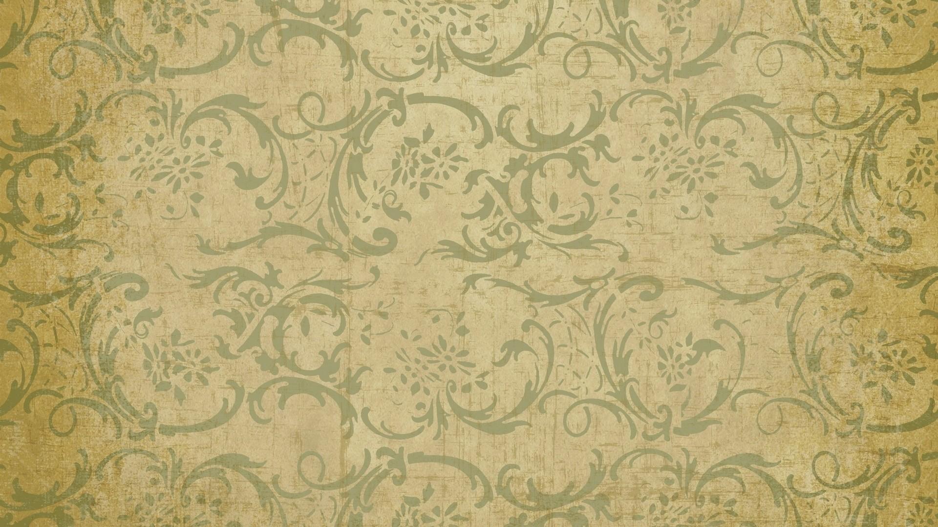 Vintage Flower Textures Hd Wallpaper Wallpaper List 1920x1080