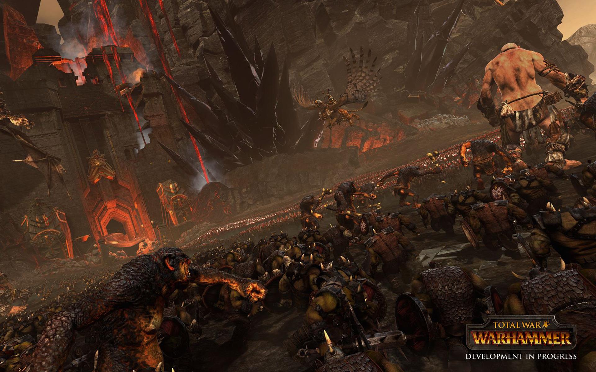 Total War Warhammer Wallpaper in 1920x1200 1920x1200