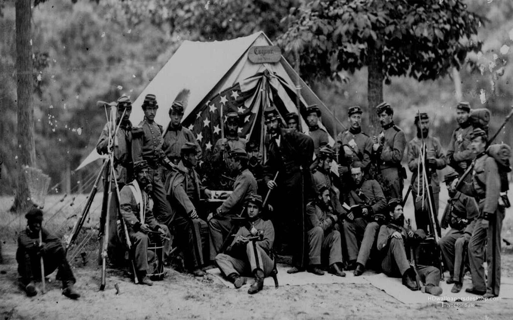 American Civil War Wallpapers 01 1680x1050