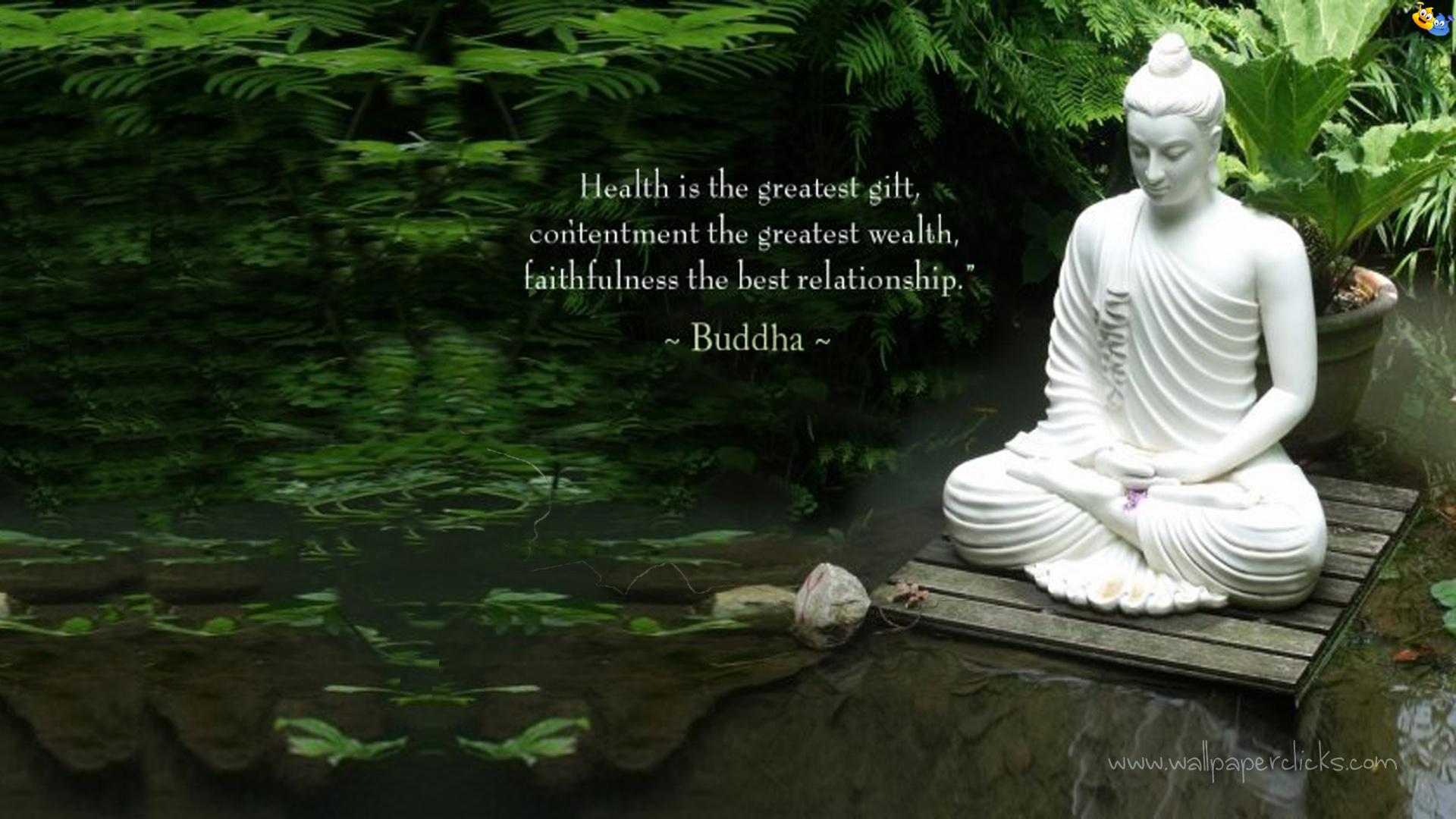 Lord Buddha Wallpaper HD - WallpaperSafari