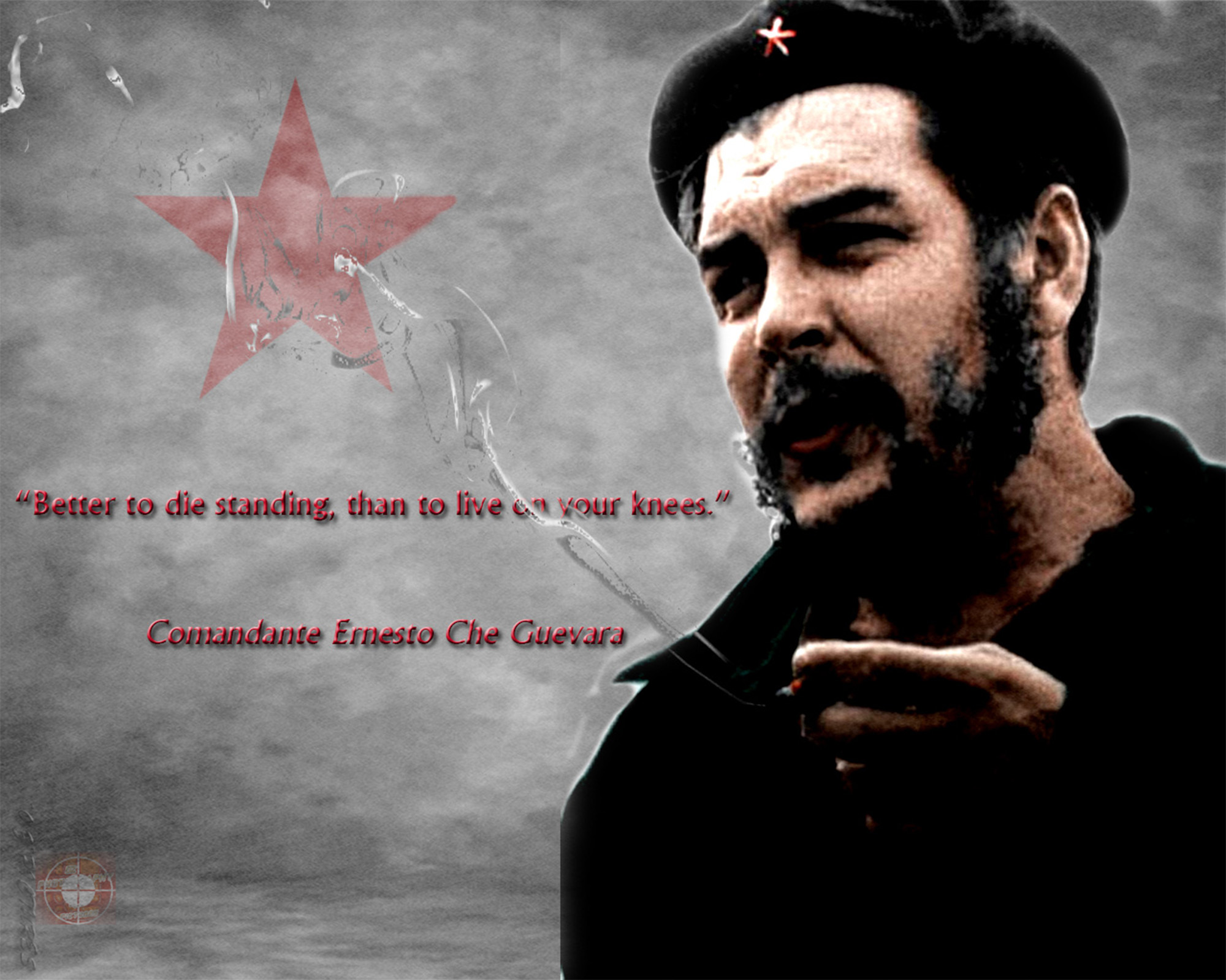 Che Guevara Wallpapers HD 2000x1600