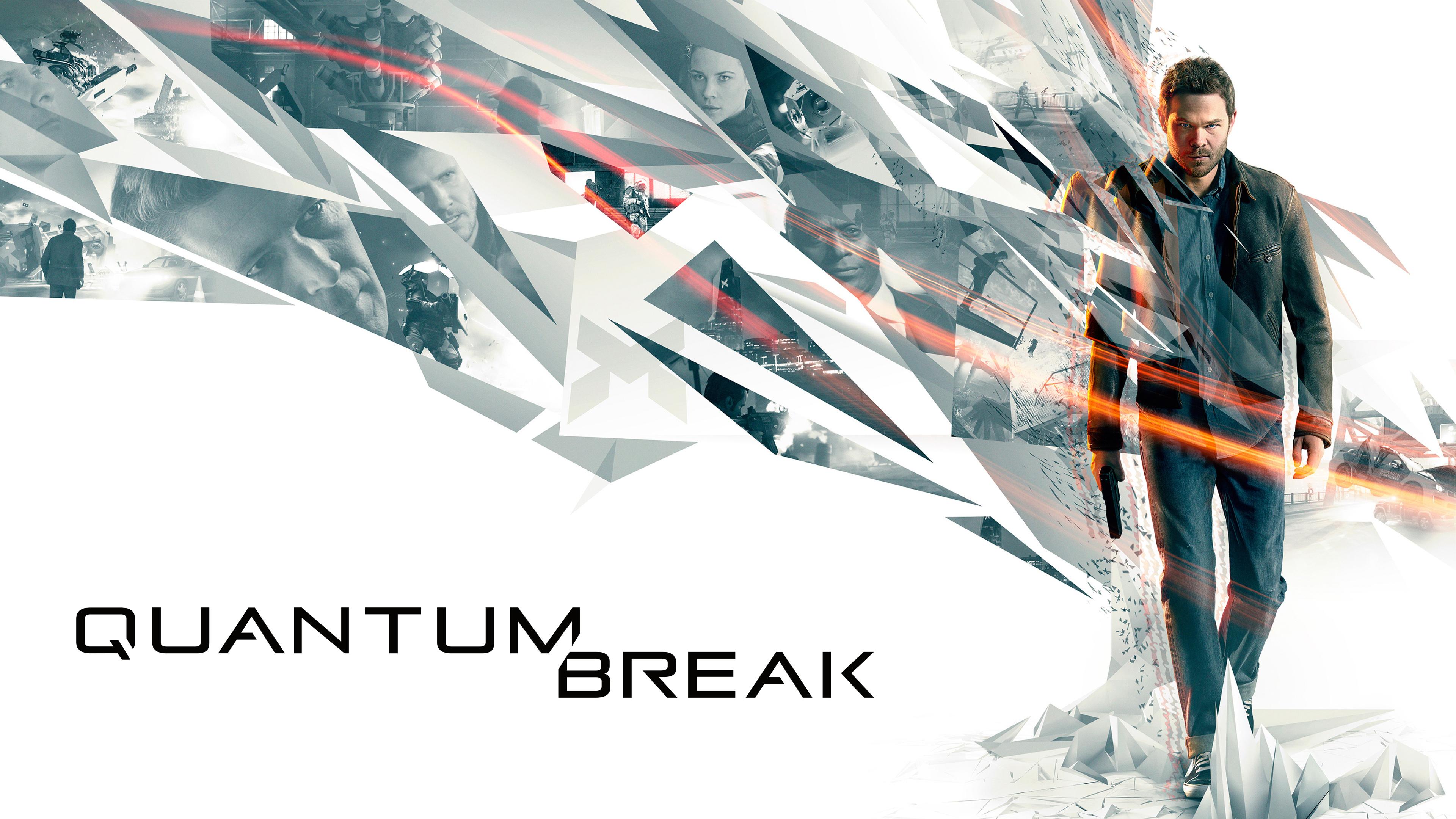 Quantum Break 2016 Game Wallpapers HD Wallpapers 3840x2160