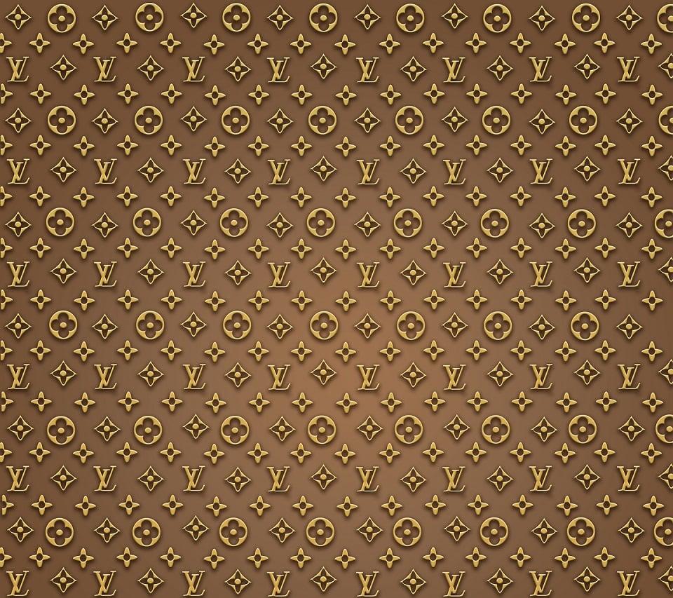 Louis Vuitton Logo Wallpaper
