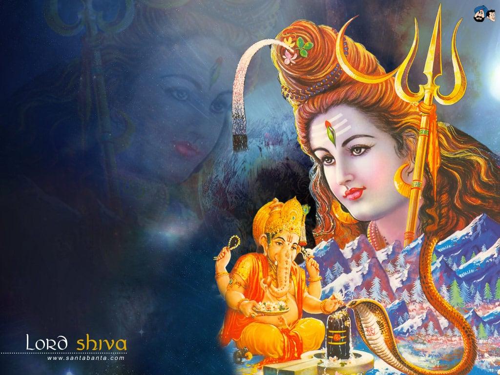 Lord Shiva Wallpapers 3D - WallpaperSafari