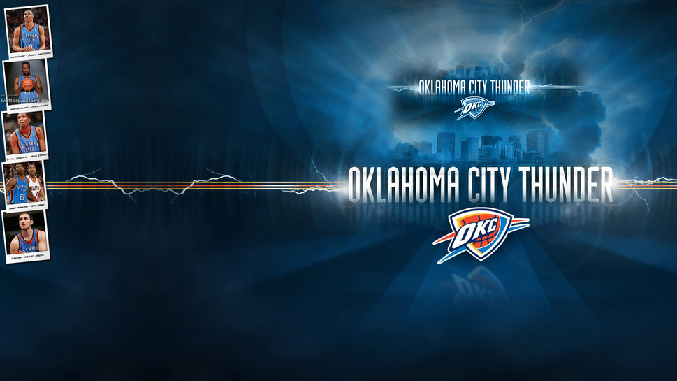 thunder freewallpapers city oklahoma wallpaper   ForWallpapercom 969x545