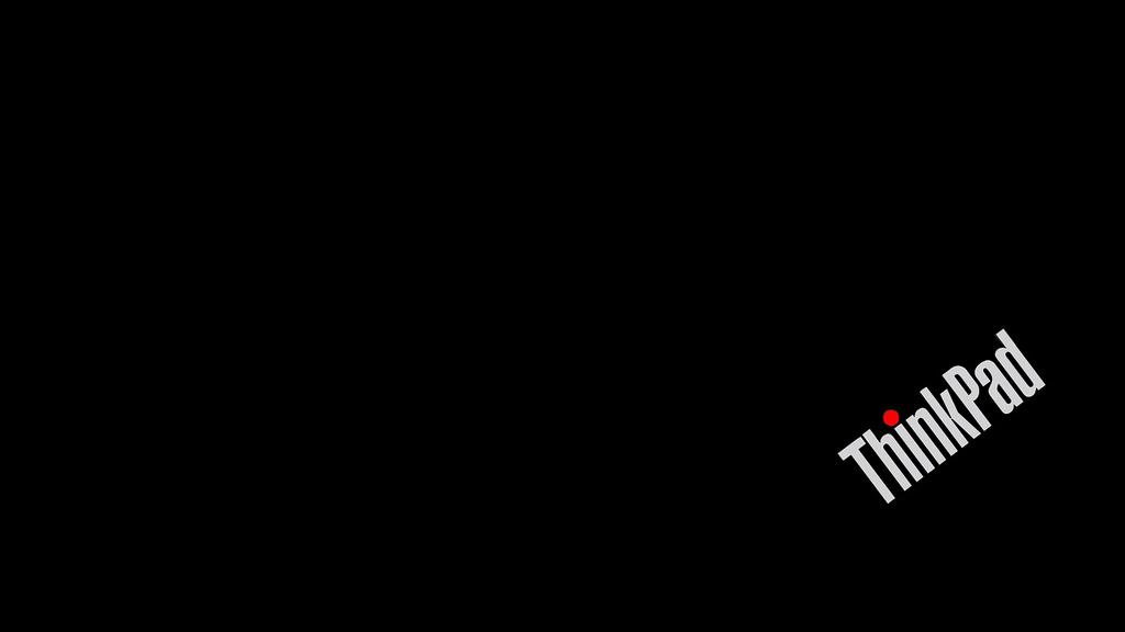 ThinkPad Wallpaper Black Slanted 1920x1080   a photo on Flickriver 1024x576