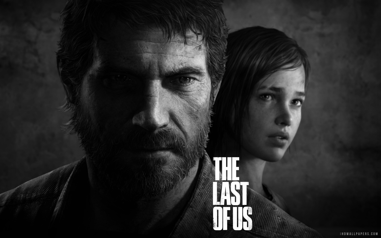 Joel Ellie in The Last of Us HD Wallpaper   iHD Wallpapers 1440x900