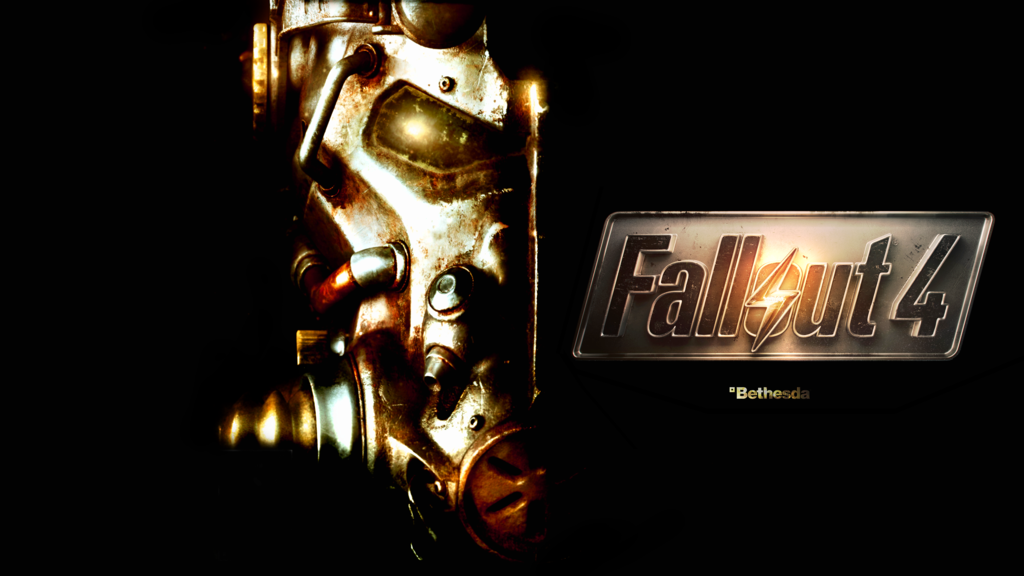 Fallout 4 2015 Game Poster Wallpaper   DreamLoveWallpapers 1024x576