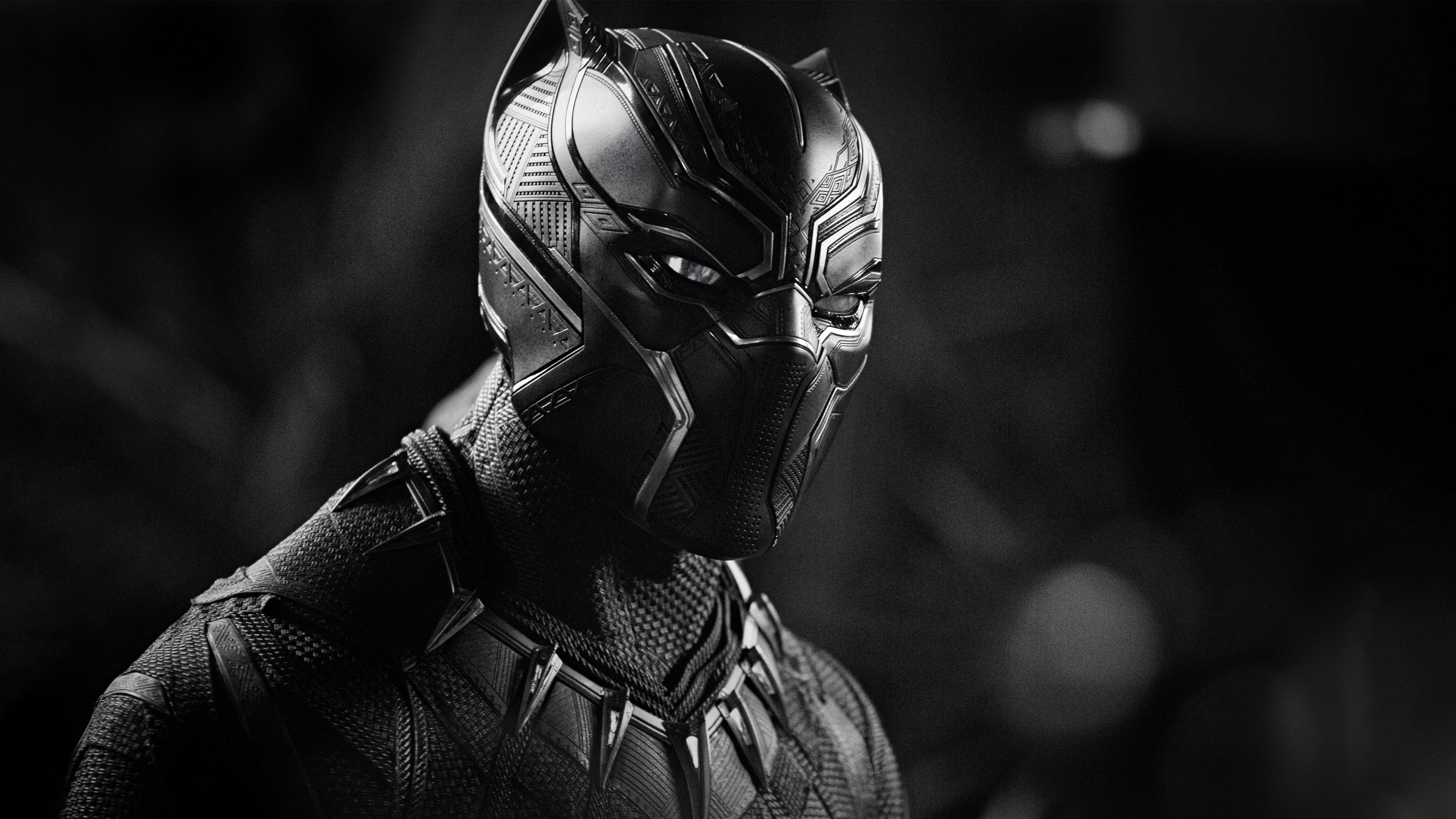 Black Panther 4K Wallpaper enjoy marvelstudios 3840x2160