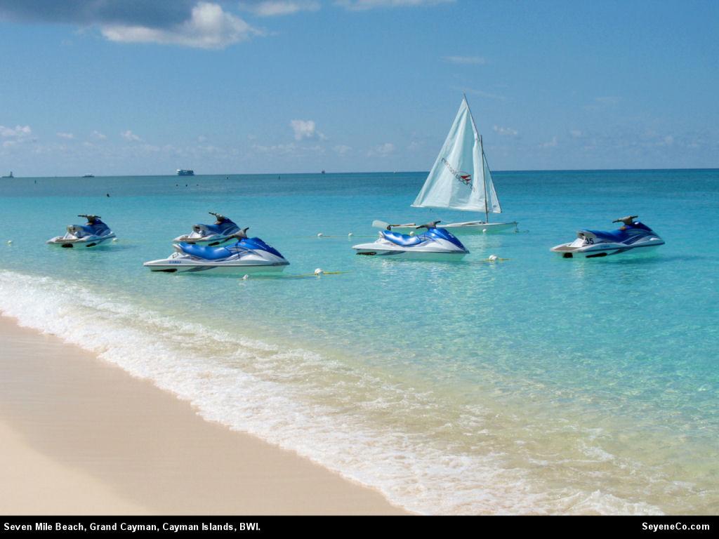 Cayman Islands Desktop Wallpaper from SeyeneCo 1024x768