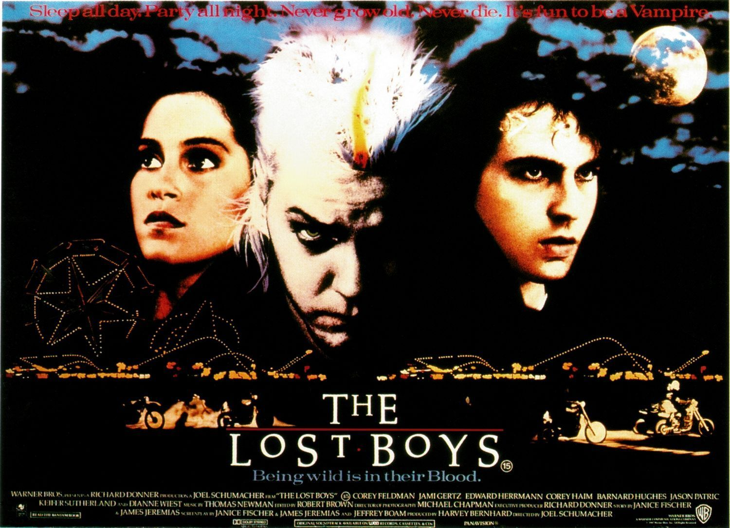 The Lost Boys Weekend Camp Out to Celebrate 30th Anniversary 1500x1085