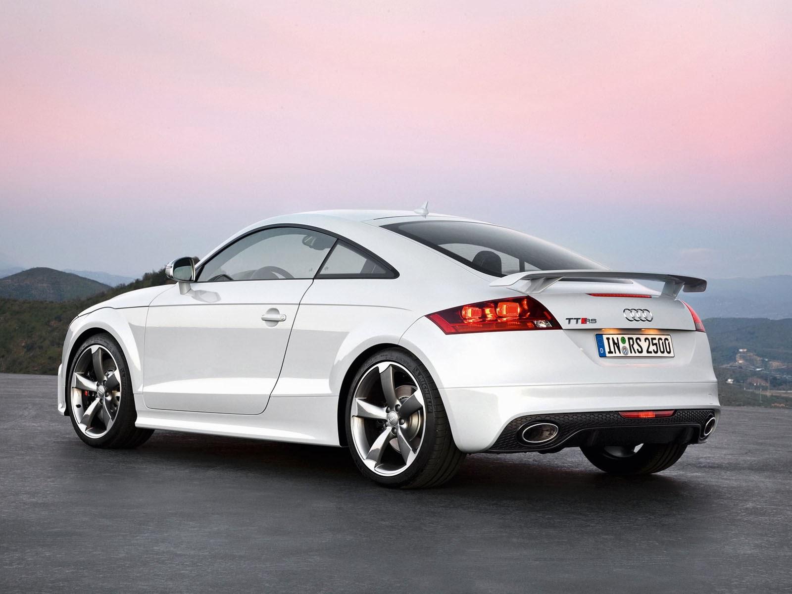wallpapers Audi TT RS Wallpapers 1600x1200