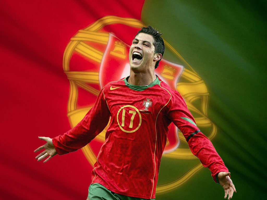 wallpapers Cristiano Ronaldo Wallpapers 1024x768