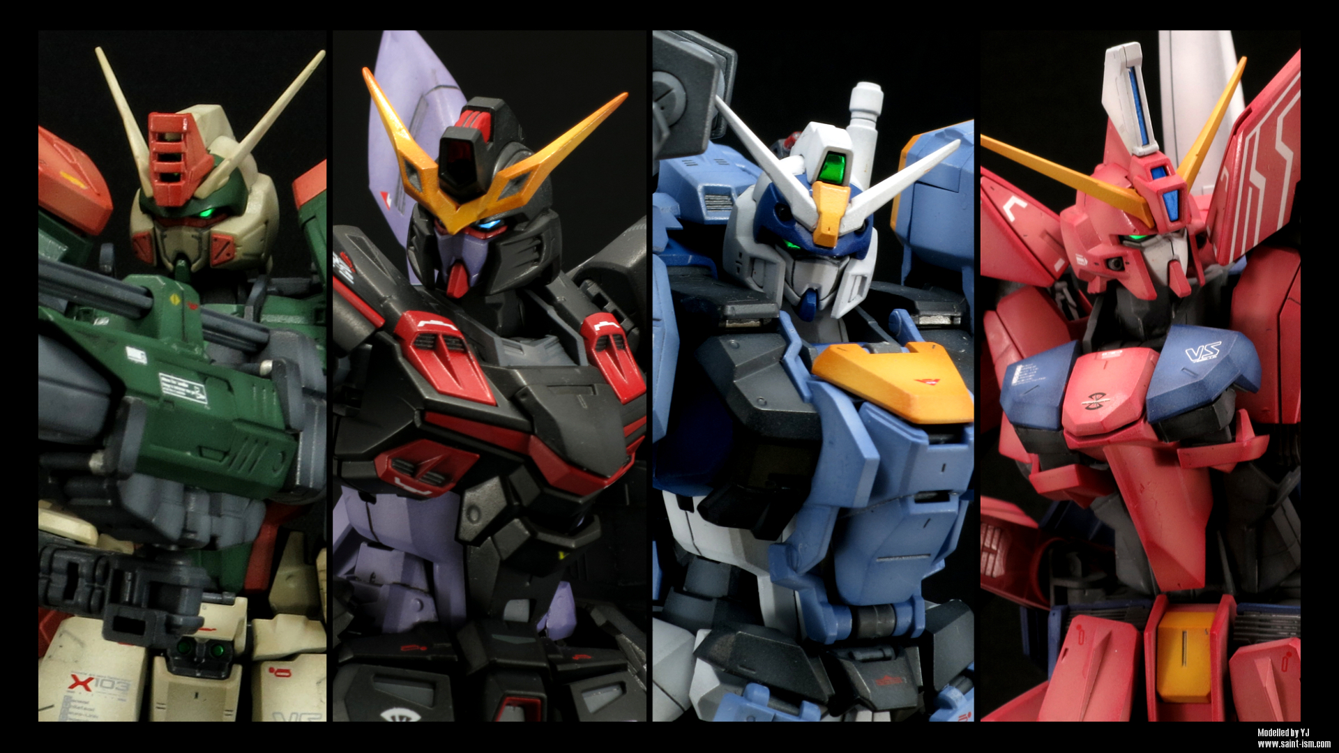 MG ZAFT G Project Gundam Wallpaper Saint ism Gaming 1920x1080