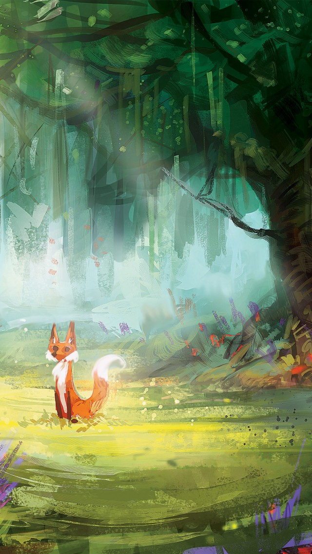 Wallpaper Seasons After Fall Best Games 2015 game fairy tale 640x1138