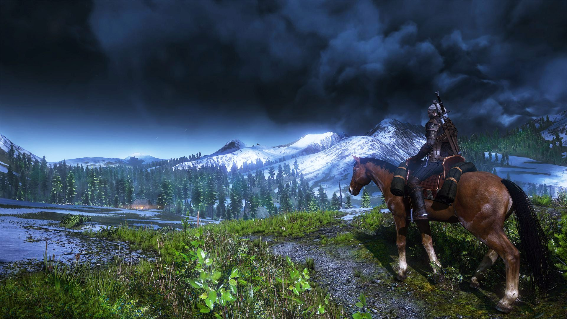 Witcher 3 Wallpaper Hd: The Witcher 3 Wallpaper 1080p