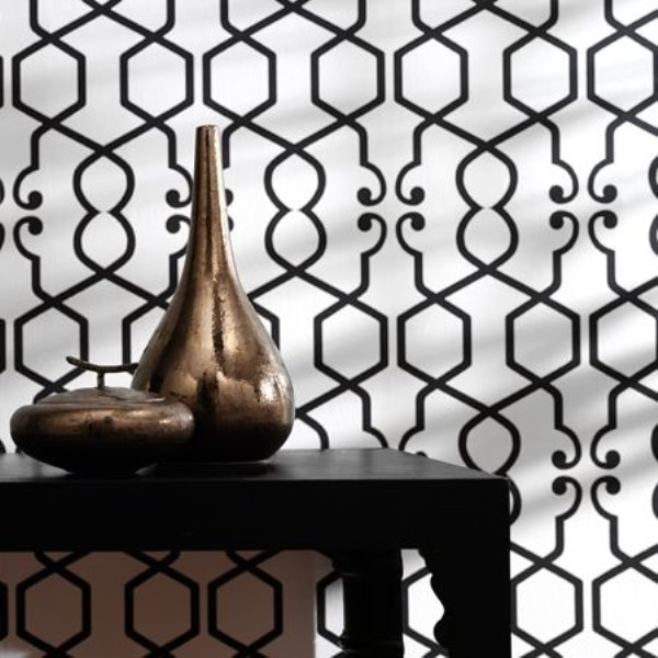 Moroccan Wallpaper 600x600