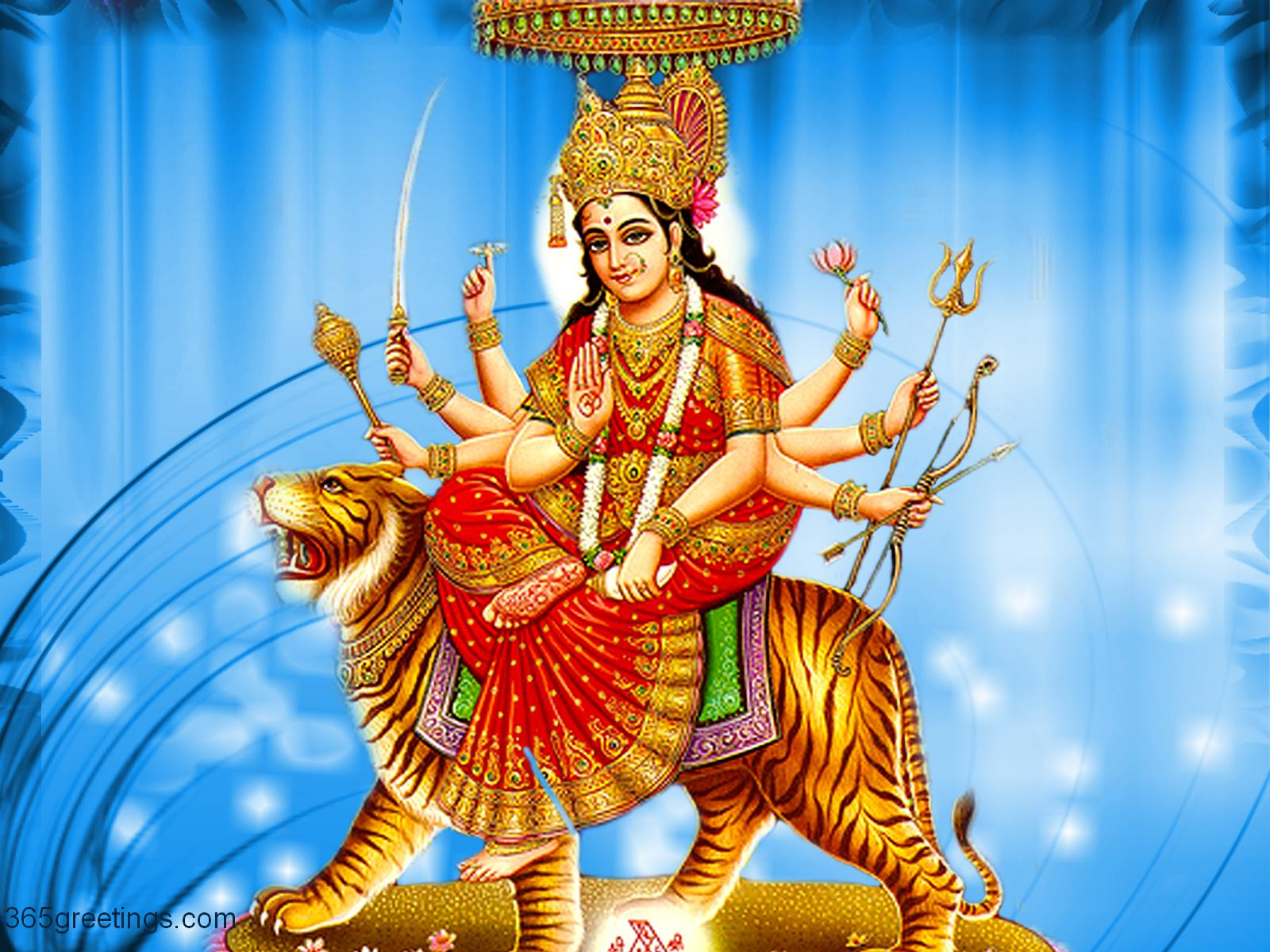 Durga Puja Hd Wallpaper: HD Durga Maa Wallpapers