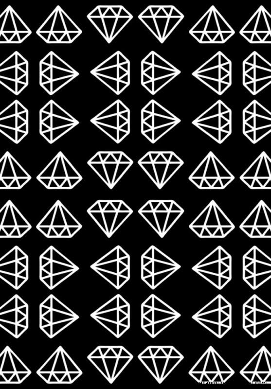 IPhone Wallpaper HD Tumblr Life Diamond Quotes Wallpaper 756 557x800