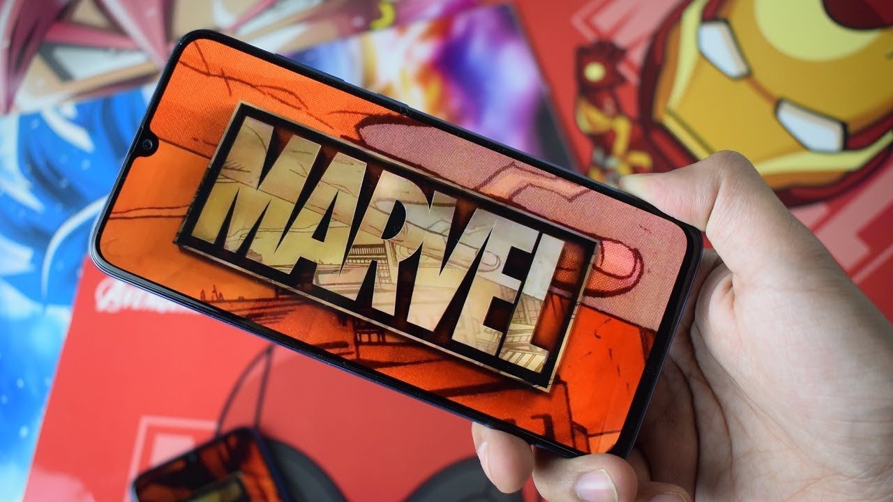 MARVEL Live Wallpaper For Android 1280x720