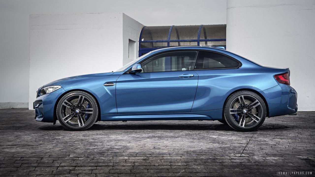2016 BMW M2 02 HD Wallpaper   iHD Wallpapers 1280x720