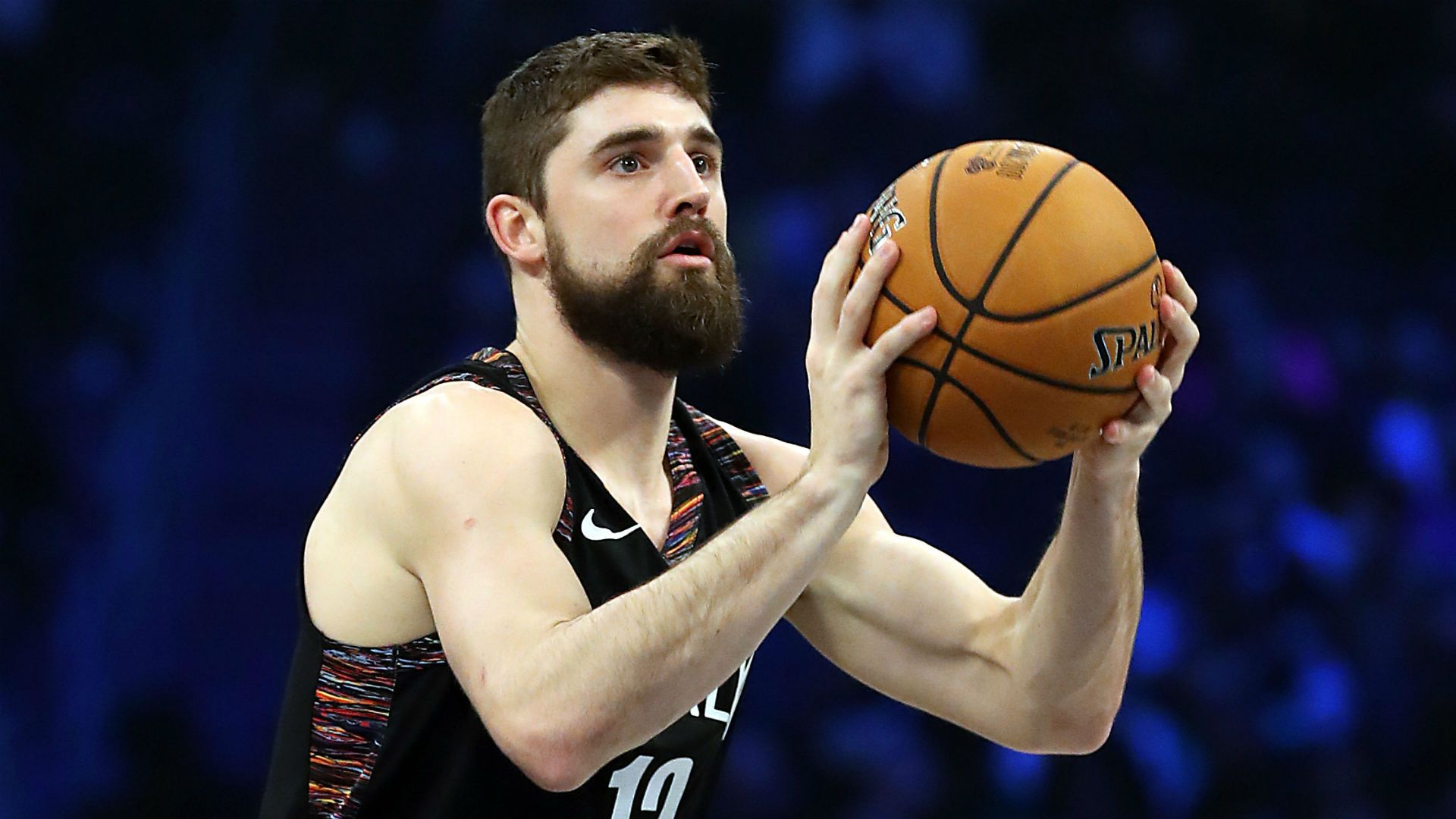 Who won the NBA 3 point Contest in 2020 Full results highlights 1920x1080