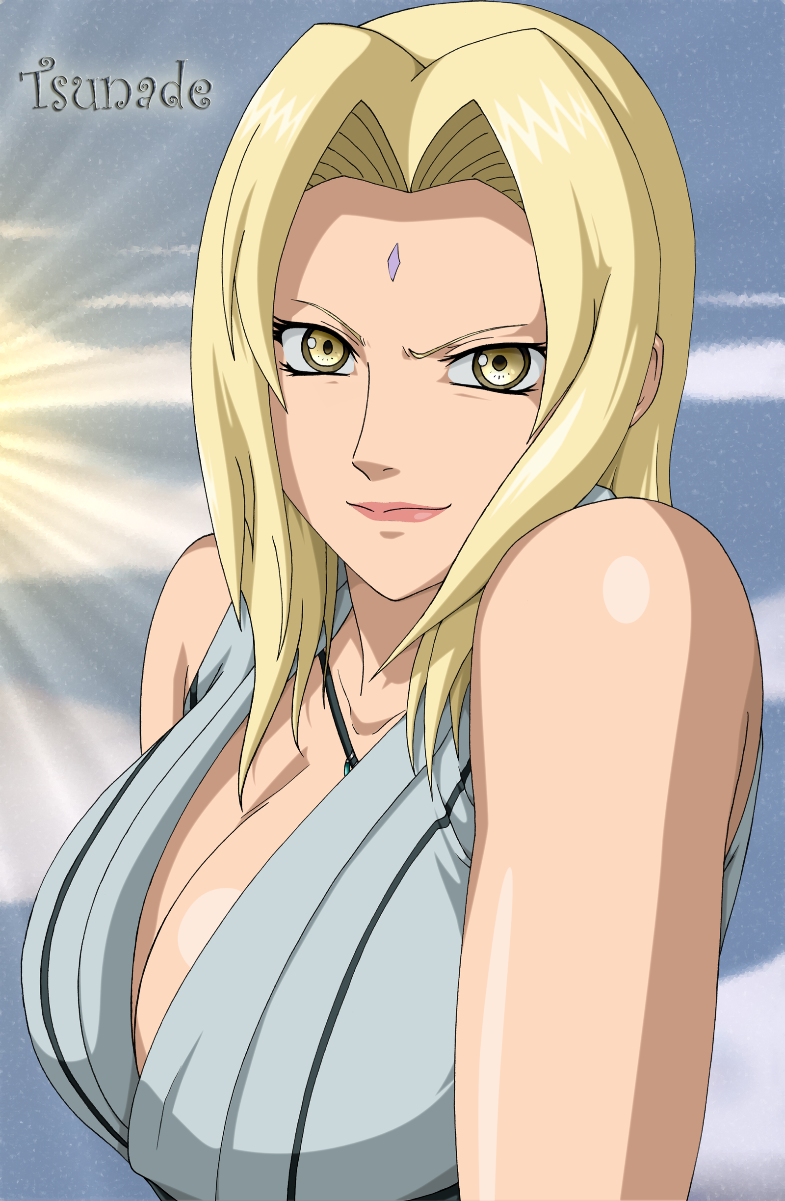 tsunade and naruto doing it posters 1600x2446