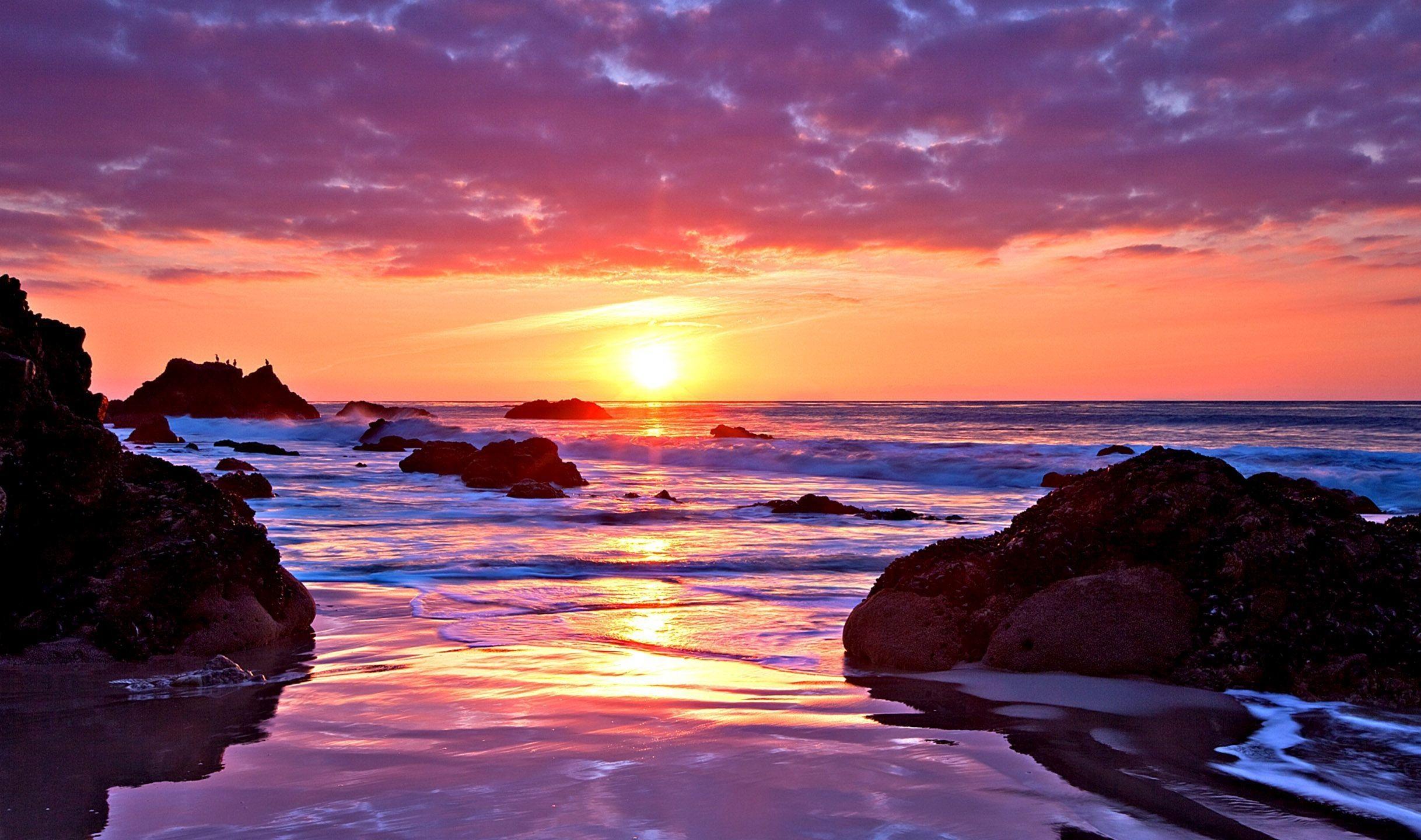 Ocean Desktop Wallpaper 58226 IMGFLASH 2436x1440