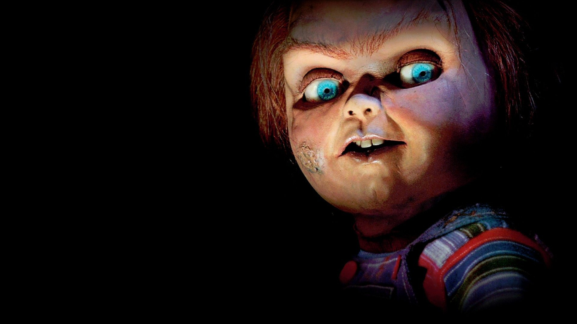 chucky My 1 yr old daughter delilah perez is dressed as chucky the posses doll hehehe my husband and i were just talking about what should our daughter b for her 1st halloween n he said what about chucky n i thought it was great because.