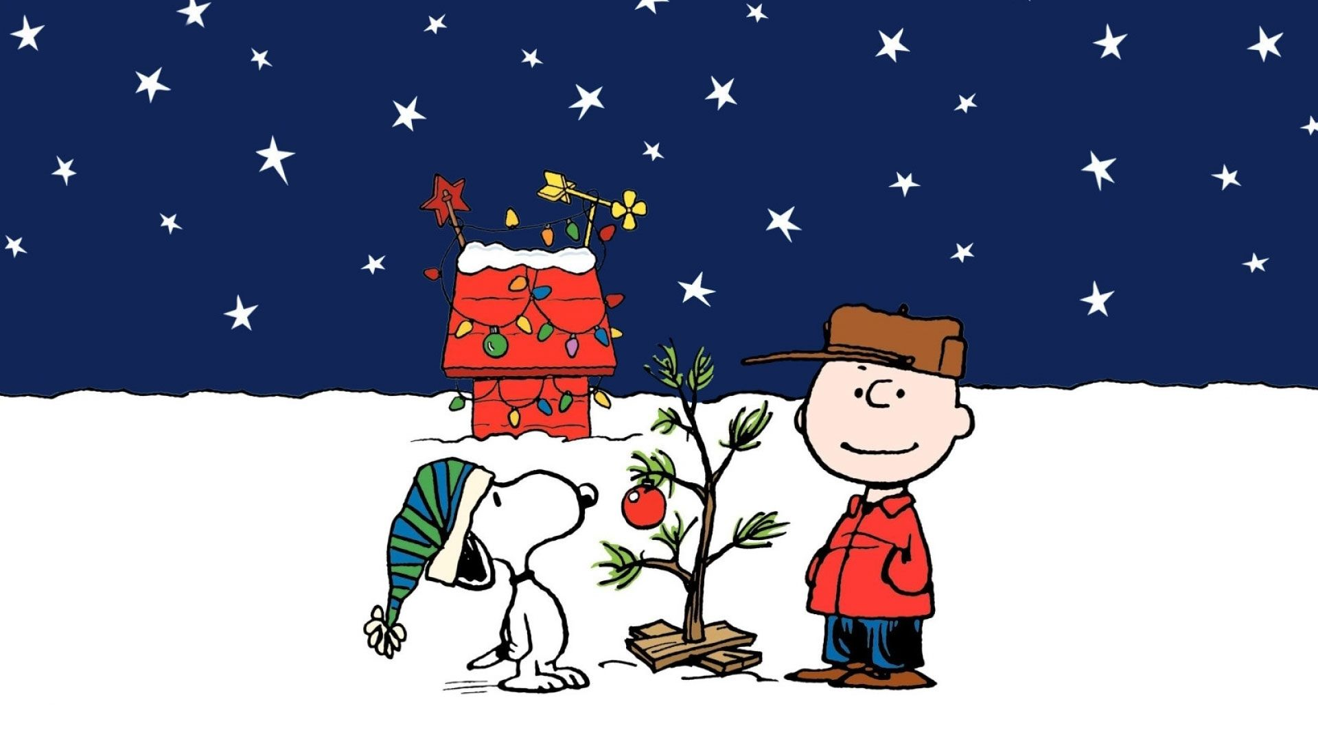 Peanuts Christmas Desktop Wallpaper Download Christmas 1920x1080