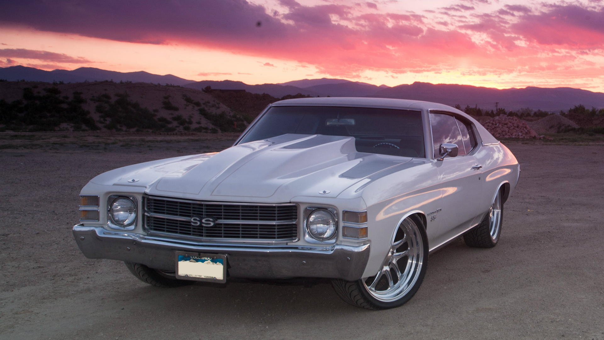 Free Download Car Chevrolet Chevelle Ss 1970 Wallpapers And
