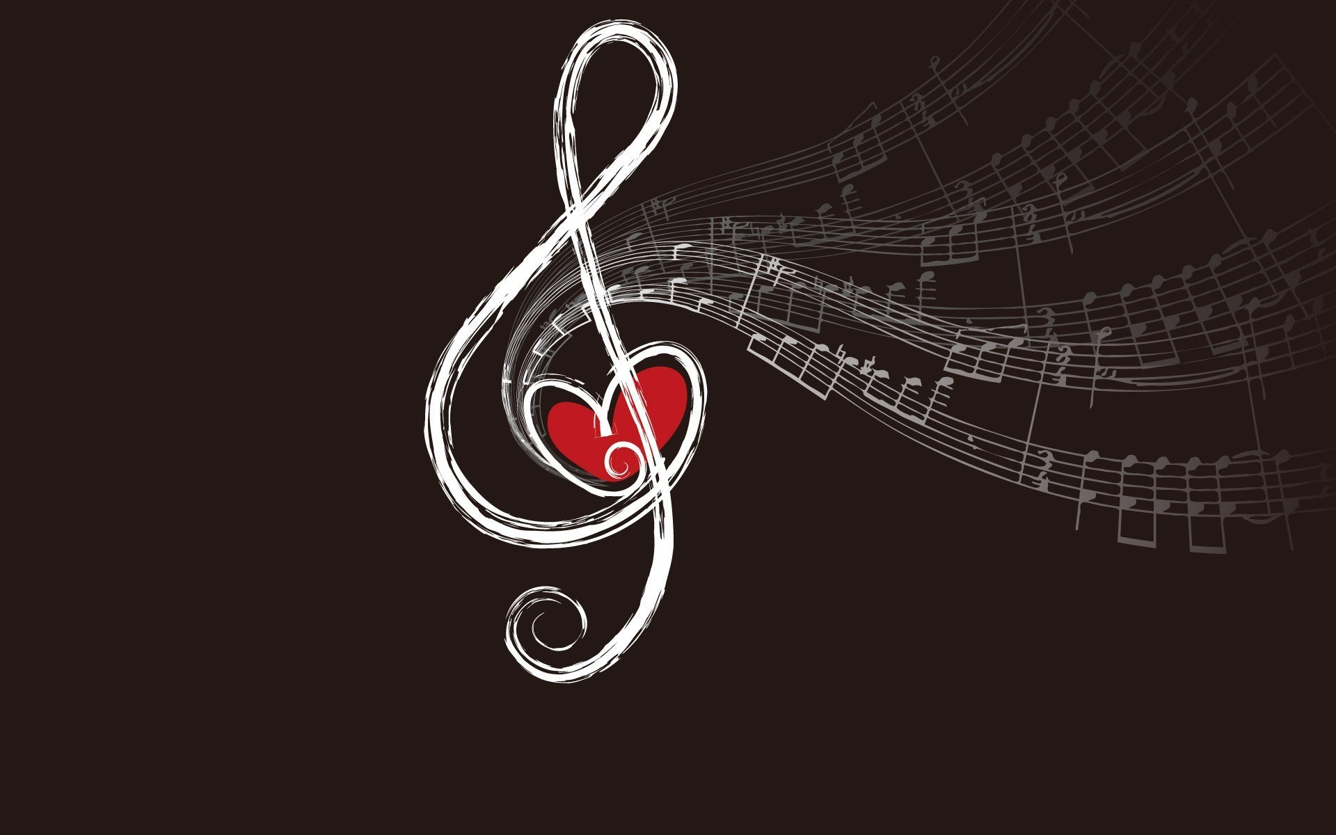 [67+] Music Note Backgrounds on WallpaperSafari