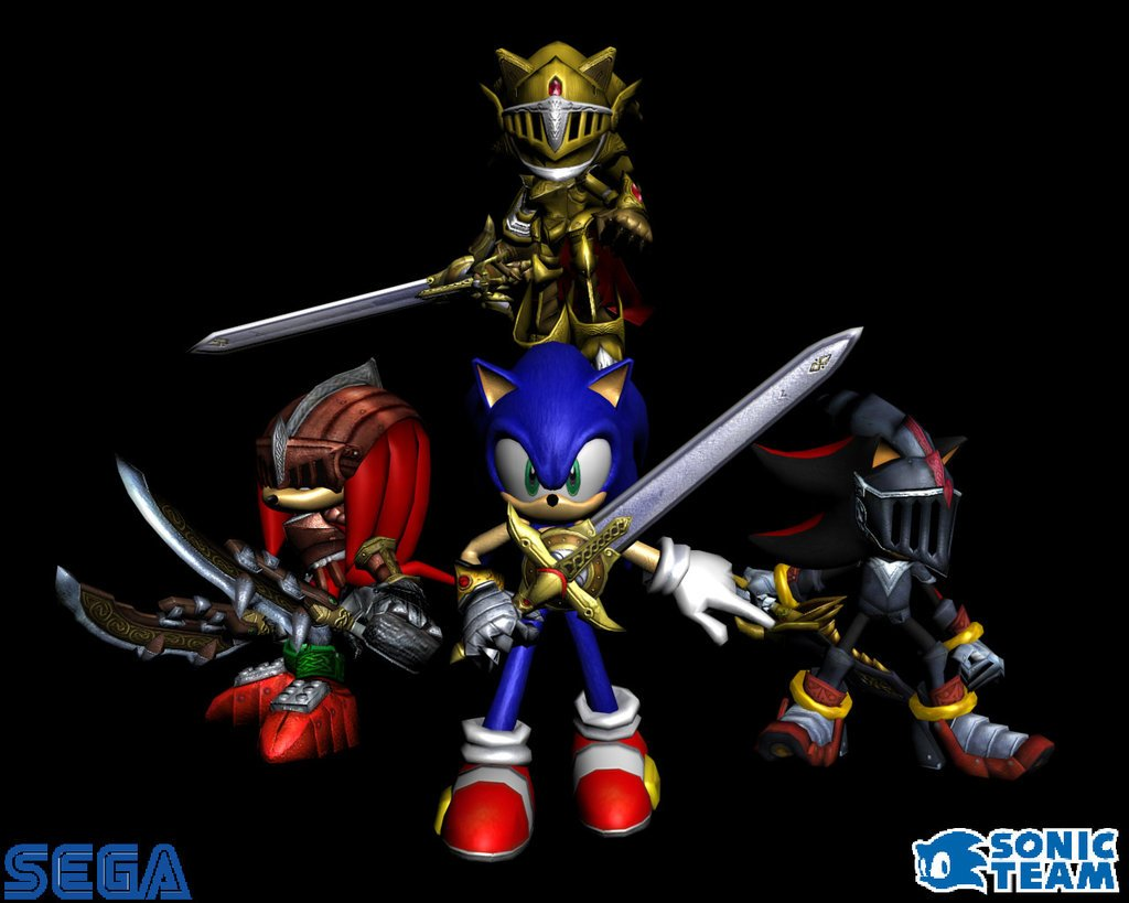 Free Download Sonic And The Black Knight Wallpaper Silver Images