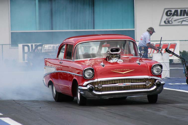 Kustoms and Choppers Magazine the 57 Chevy an American Icon 756x504