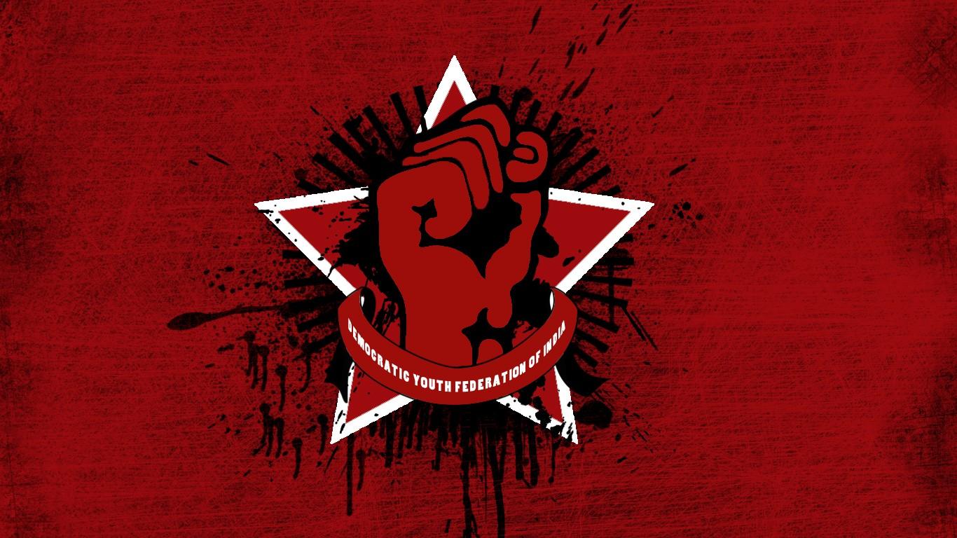 Communist revolution 1366x768